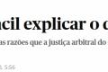 Consulte o artigo de opinião do Dr. Nuno Villa-Lobos
